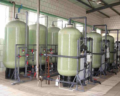 高温软化水设备