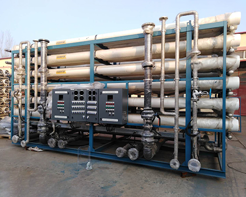 安徽大型除盐水处理设备