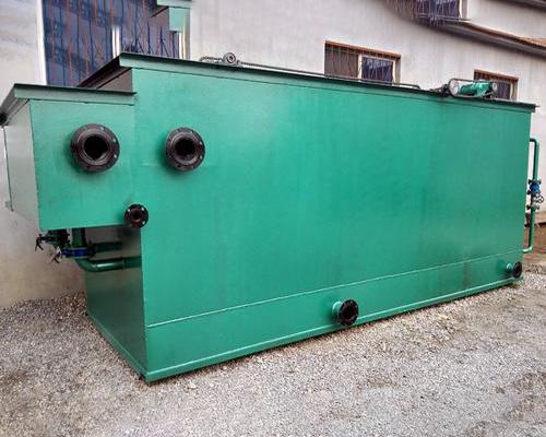 生活一体化废水处理设备