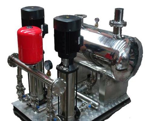 恒压箱式供水设备