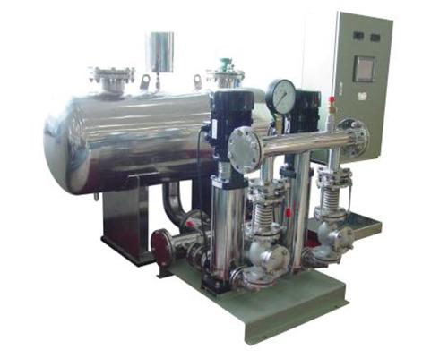 自动变频恒压供水设备