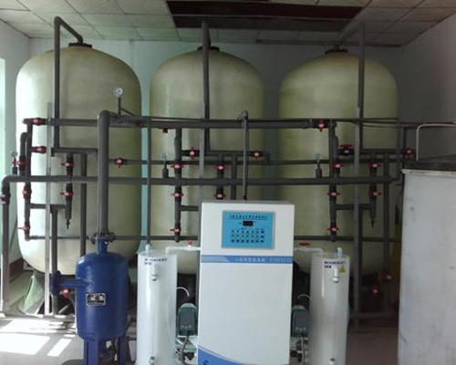 家用软化水处理设备