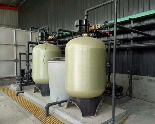 陕西电厂软化水处理设备