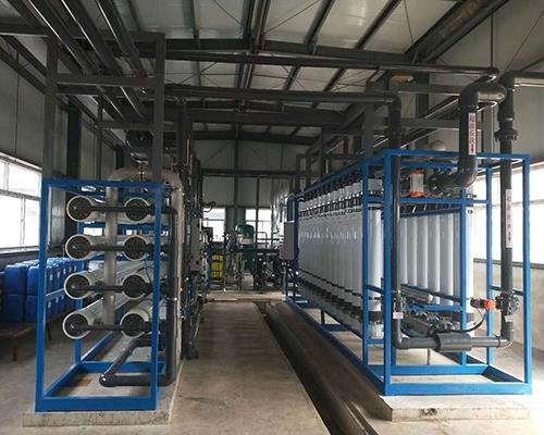 工业除盐水处理设备