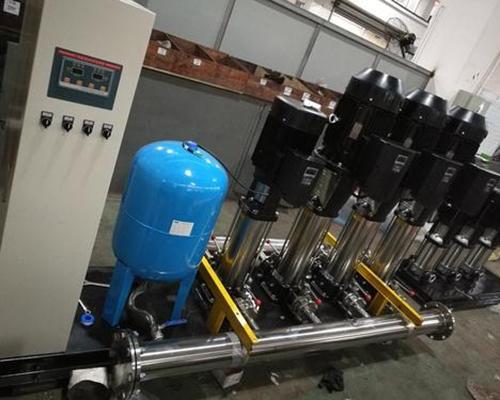 陕西恒压成套供水设备