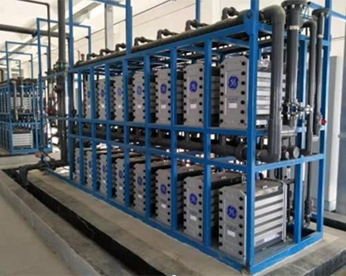 河北某电厂纯化水EDI项目