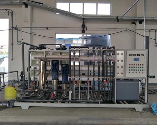 实验室反渗透纯水设备