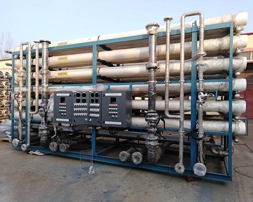 三反渗透纯水设备
