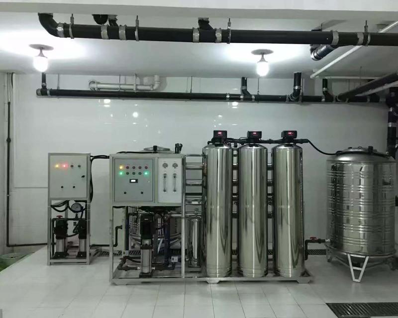 安徽反渗透水处理设备安装