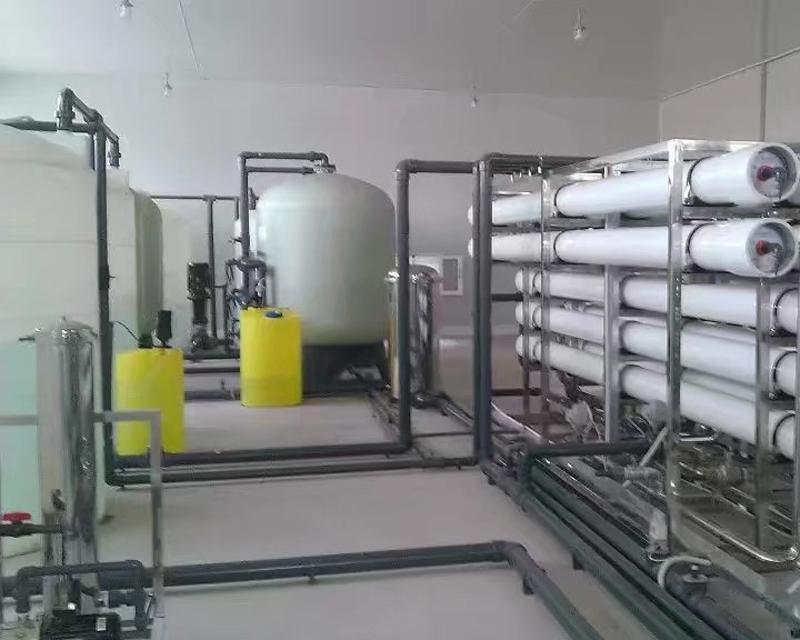 陕西小型反渗透纯水设备