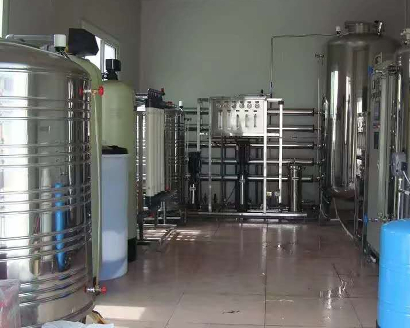 江苏反渗透纯水设备