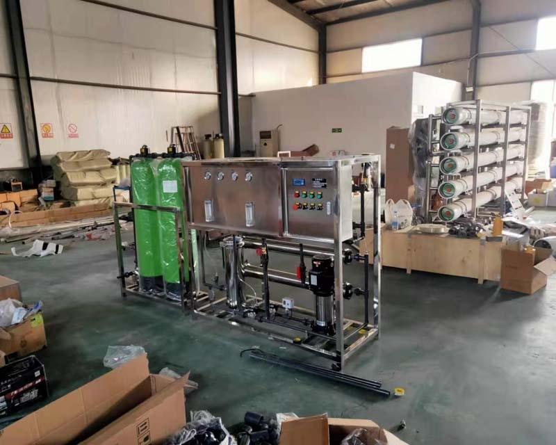 污水地埋式一体化污水处理设备