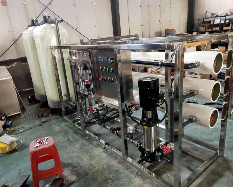 安徽一体化工业污水处理设备
