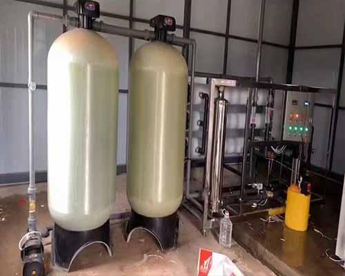 浙江纯水设备厂家